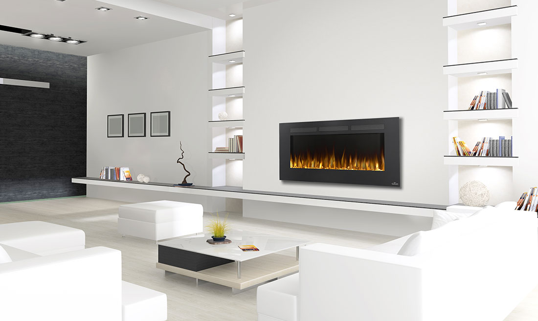 Napoleon Allure 50 Electric Fireplace | NEFL50FH