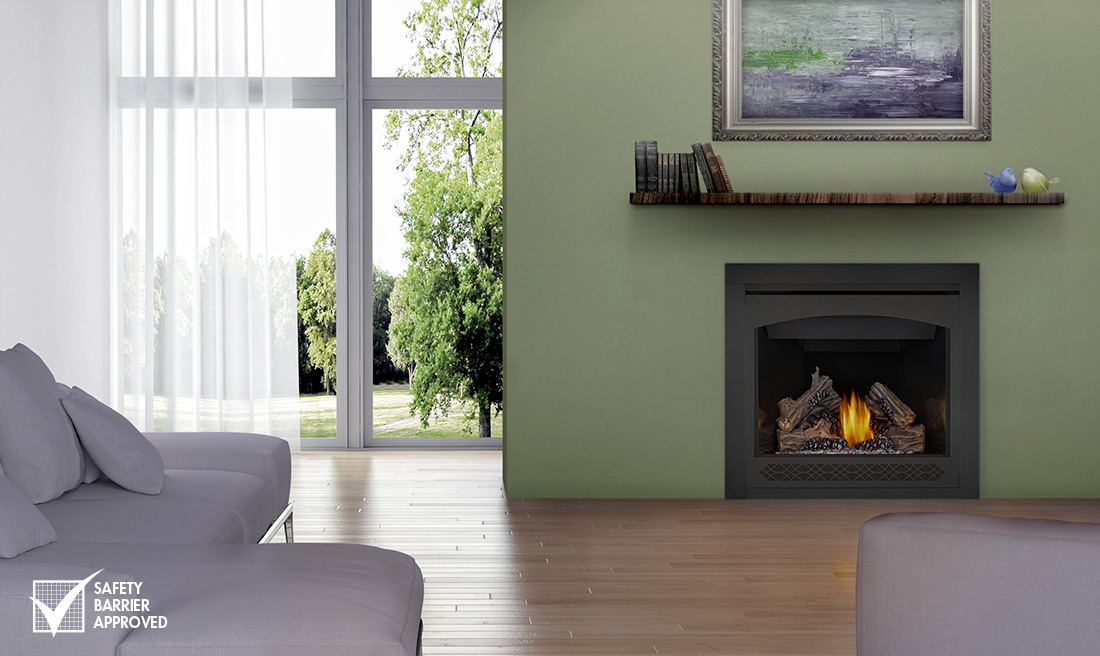 Napoleon Ascent 36 Gas Fireplace B36