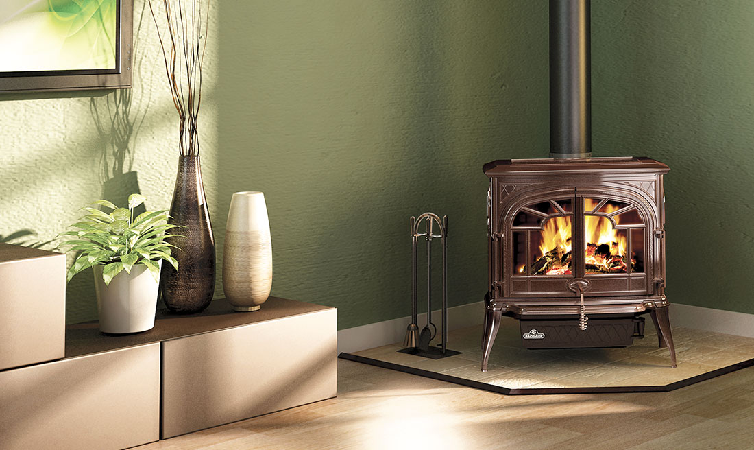 banff 1600c napoleon fireplaces - Wood Stoves Protects Our Environment