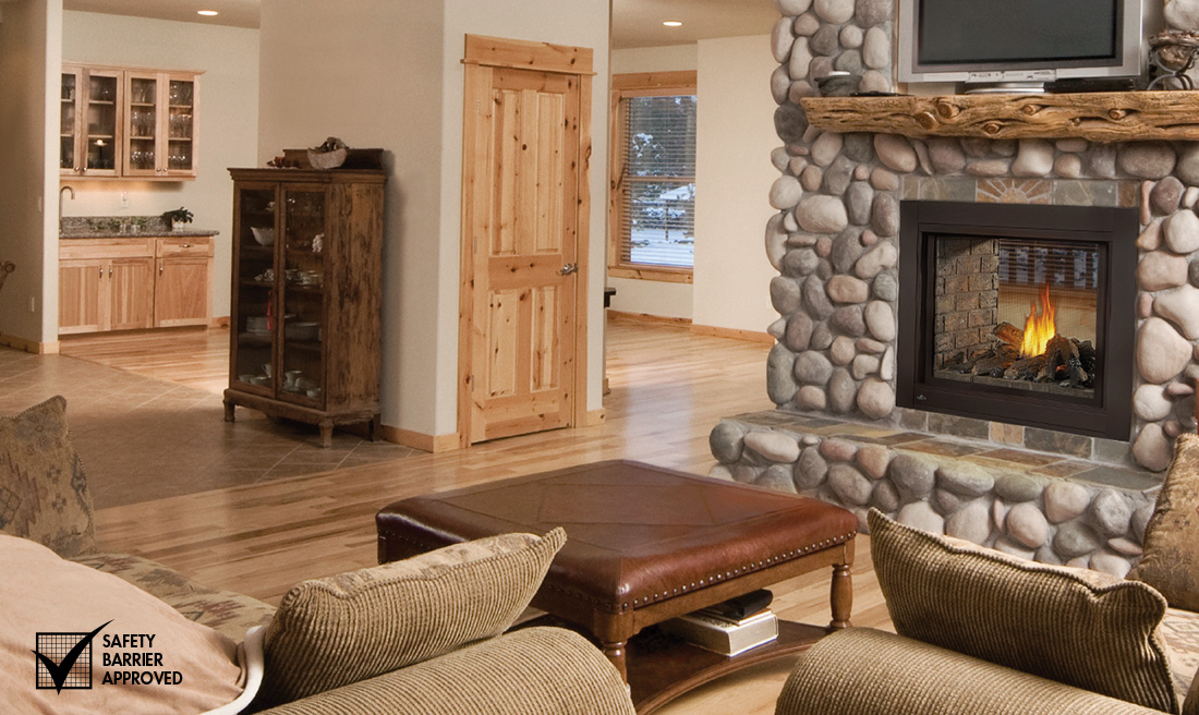 Propane Fireplaces | Save Time And Money With Propane