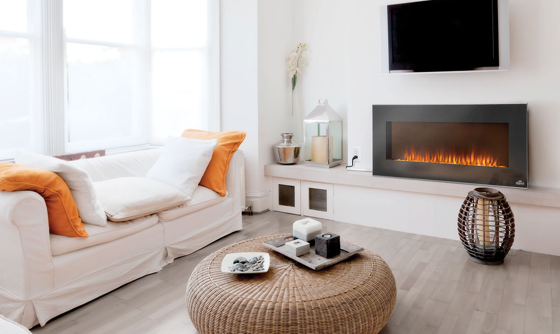 Napoleon Azure 42 Electric Fireplace | EFL42H