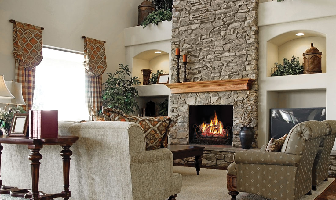 18 vent free napoleon fireplaces
