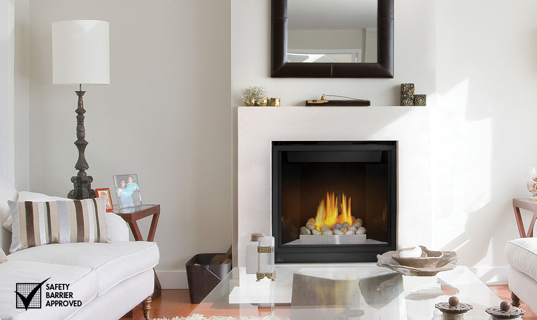 Direct vent gas fireplaces have an advantage when it comes to health. Click here to know more about Benefits Of Direct Vent Gas Fireplaces.