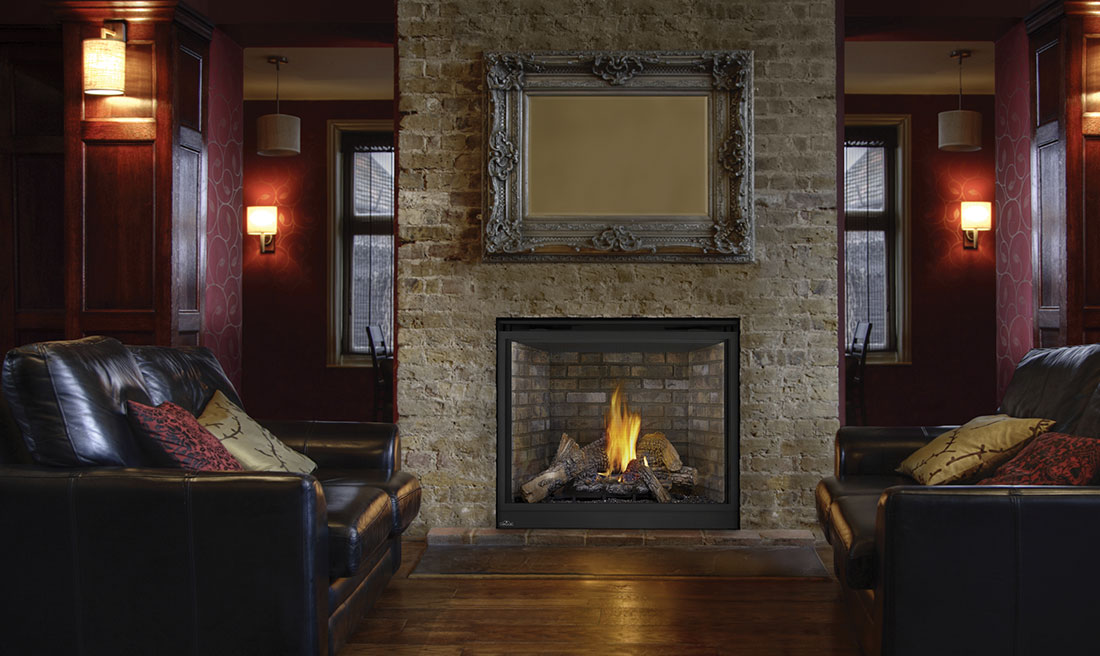 How Direct Vent Fireplaces Work