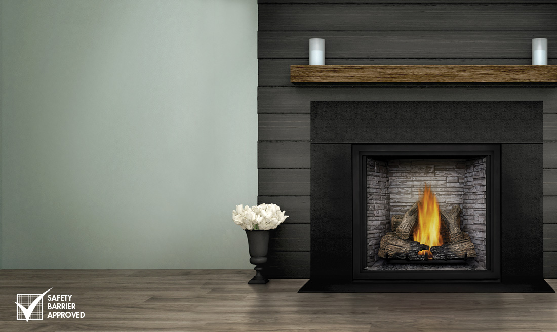 Direct Vent Fireplace Starfire 52 Napoleon Fireplaces
