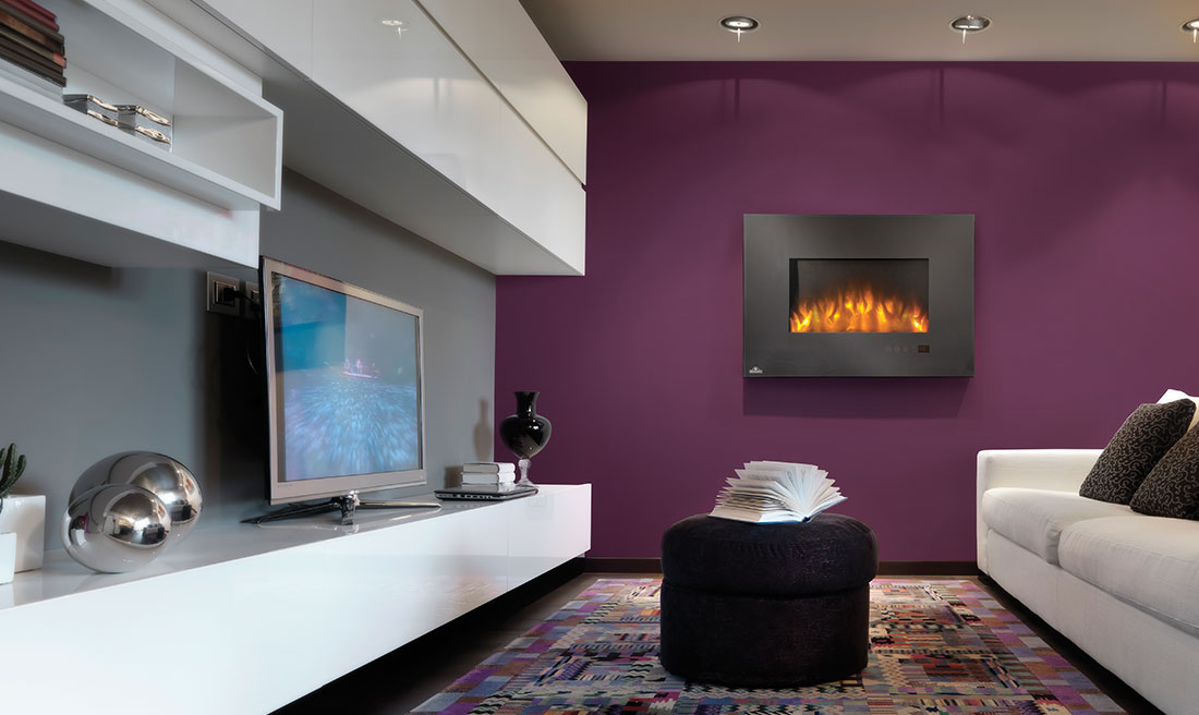 slimline efl32h napoleon fireplaces