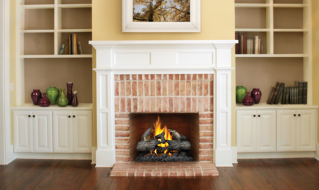 cost fireplace gas installed insert