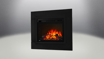 24 electric fireplace