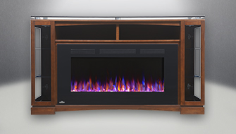 Napoleon Shelton fireplace mantel