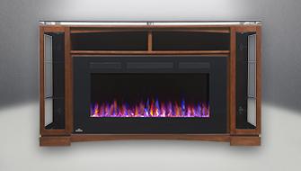 Napoleon Shelton fireplace mantel