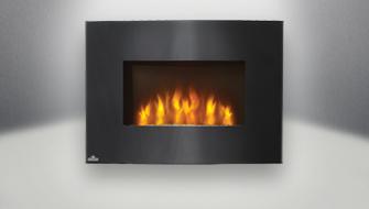 slimline efc32h napoleon fireplaces