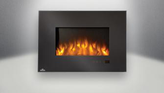 slimline efl32h napoleon fireplaces