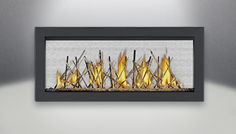 Vector 38 See Thru Napoleon Fireplaces
