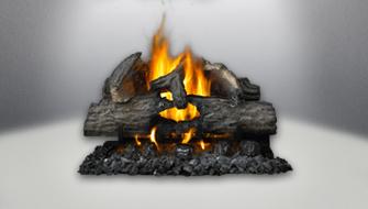 28 gas log napoleon fireplaces
