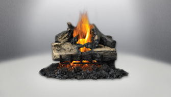 Vented Gas Log Sets | by Napoleon Fireplaces