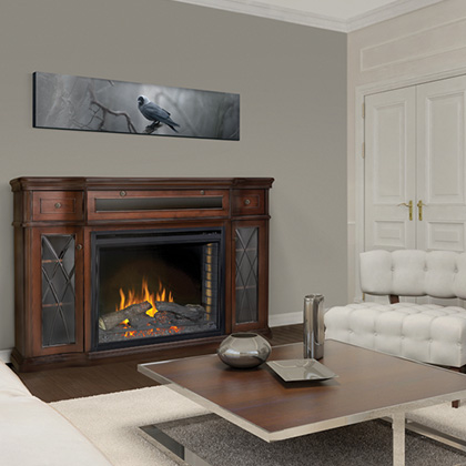 decor colbert napoleon fireplaces