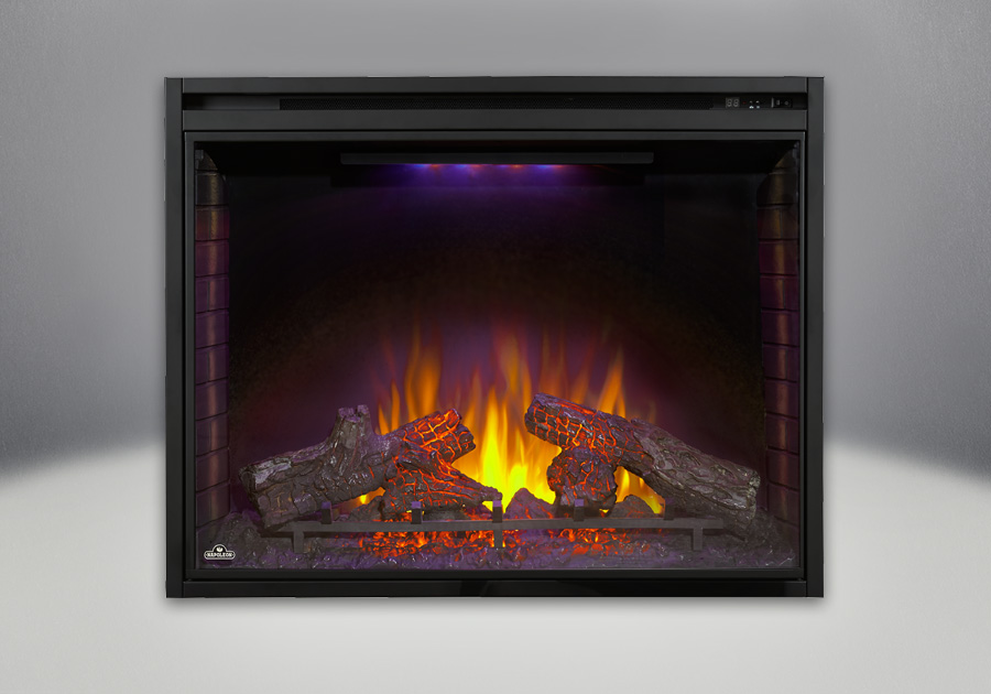 Comes with the Ascent<sup>™</sup> 40 Electric Fireplace