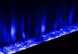 Flame Color - Blue