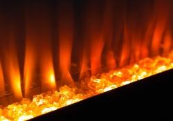 Flame Color - Orange