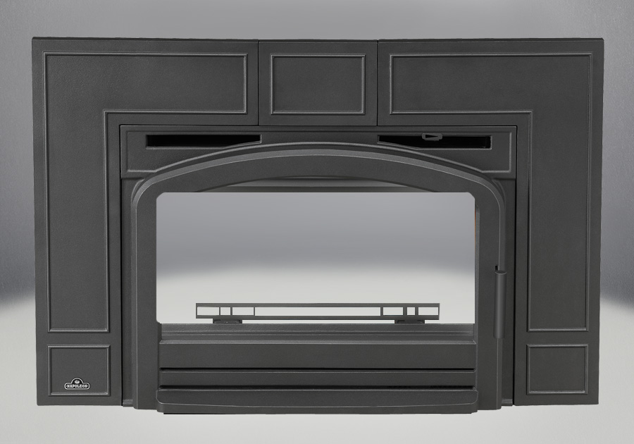 Traditional Front Painted Black Finish (EPI3T)