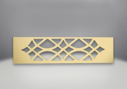Trivet - 24 Karat Gold Plated Finish