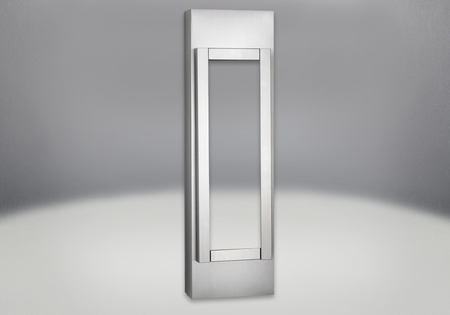 Frame & Cabinet Brushed Stainless Steel (Standard)