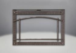 Premium Scalloped Artisan Steel Door