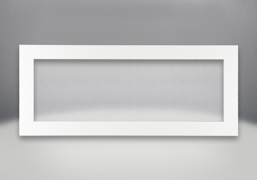 Deluxe Four-Sided Surround Painted Gloss White With Safety Barrier