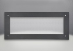 Grey Linear Frame With Safety Barrier
