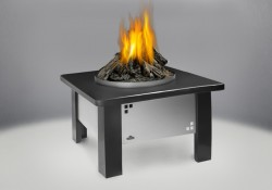 Table with Black Granite Top (Optional)