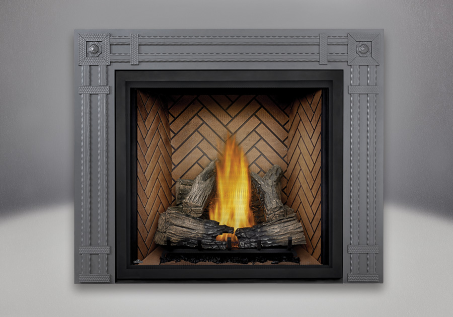 Fireplace Design decorative fireplace inserts : Napoleon STARfire 35 Gas Fireplace | HDX35