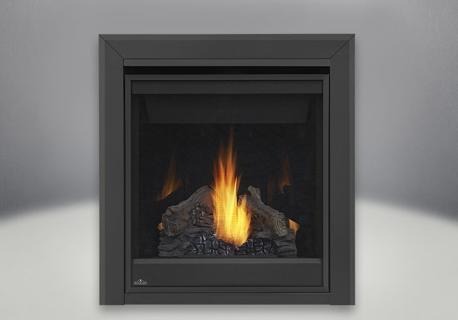 The MDS mantel fits the Ascent<sup>™</sup> 30