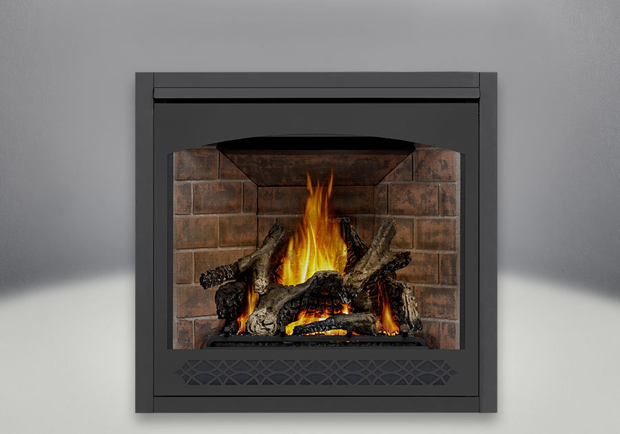 The MDL mantel fits the Ascent<sup>™</sup> X 70