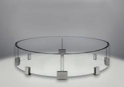 Optional Glass Windscreen