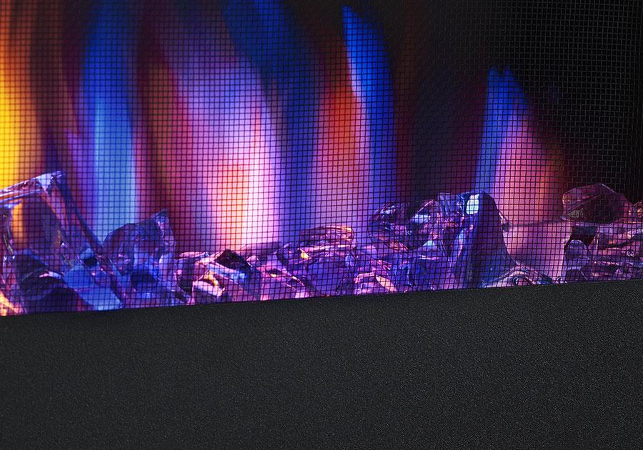 Matte Surround and Mesh Screen