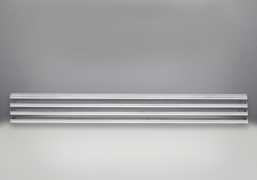 Louvers - Stainless Steel Finish