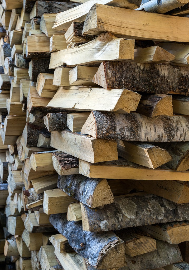 how to how to stack wood in fireplace : Stacking Firewood & Preparation | Being Ready for Winter