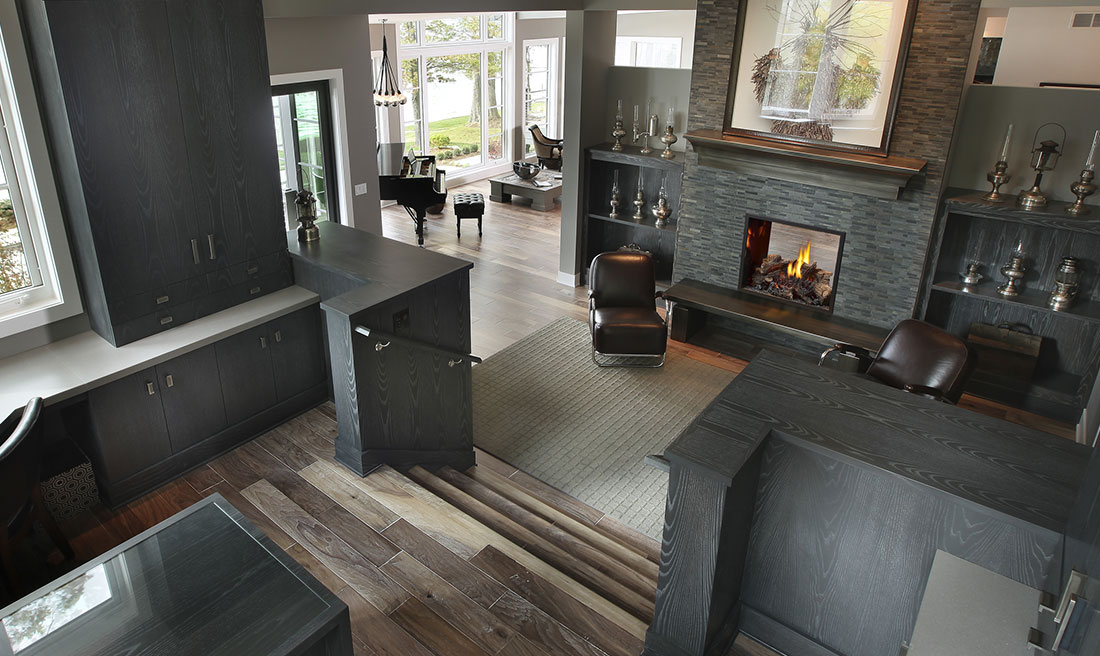 Napoleon High Definition 81 Gas Fireplace | HD81