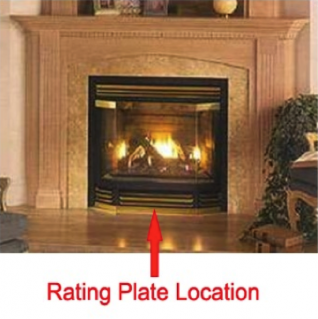 Rating Plate Location
