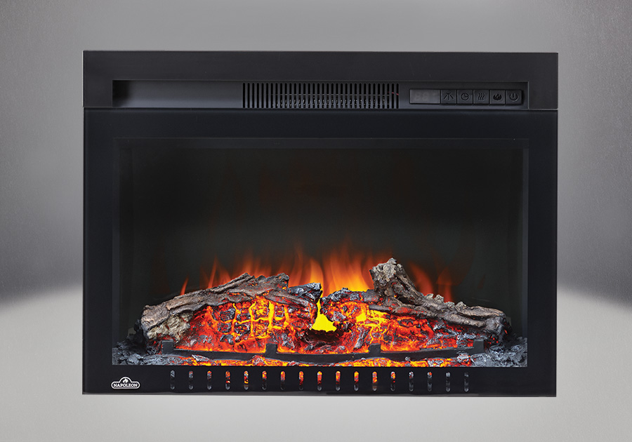 Comes with the Cinema <sup>™</sup> 24 Electric Fireplace