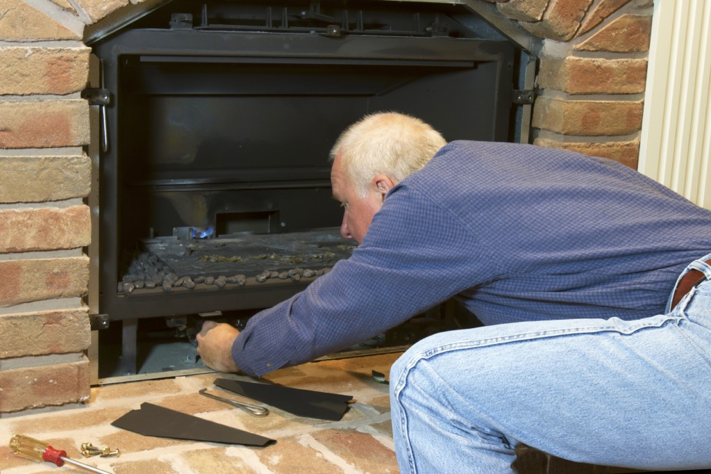 Why Gas Fireplaces need an annual inspection