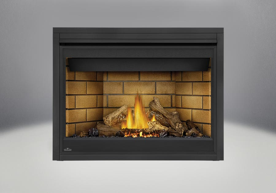 PHAZER<sup>®</sup> Log Set, Sandstone Panels