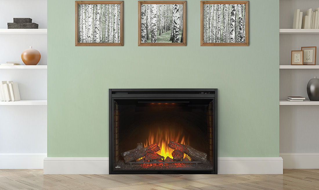 bef40h straight napoleon fireplaces