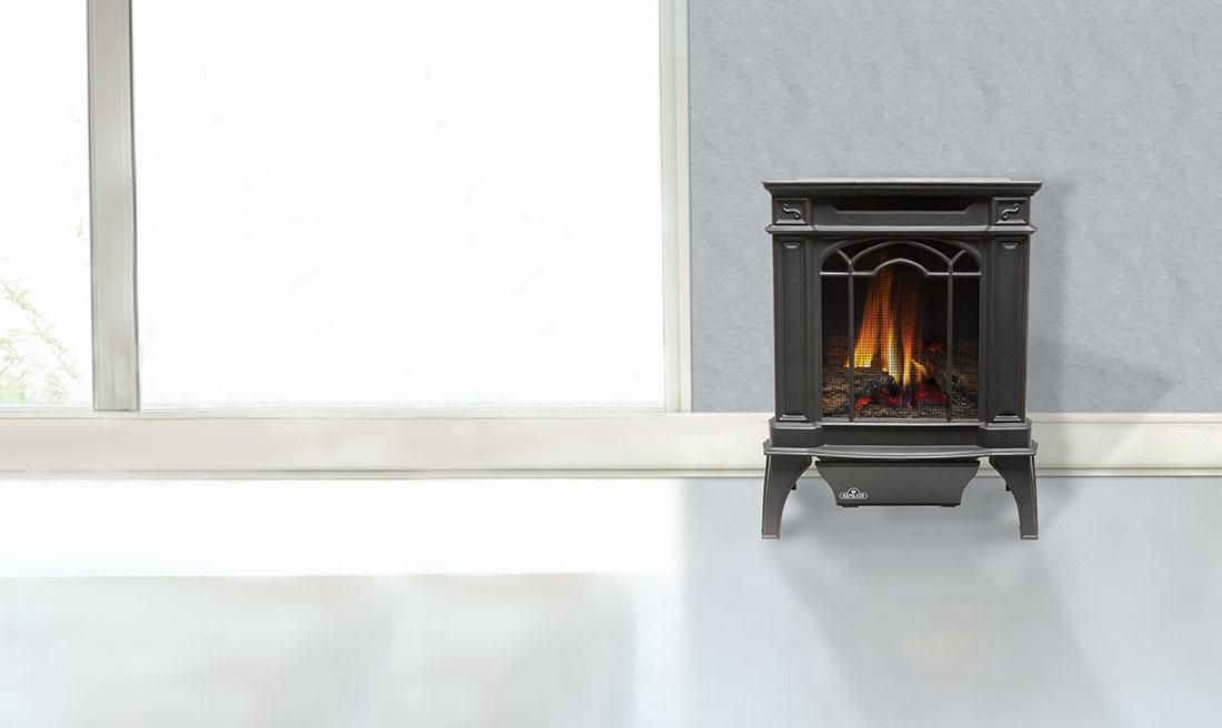 Miraculous Napoleon Arlington Vf Vent Free Gas Stove Gvfs20 Interior Design Ideas Apansoteloinfo