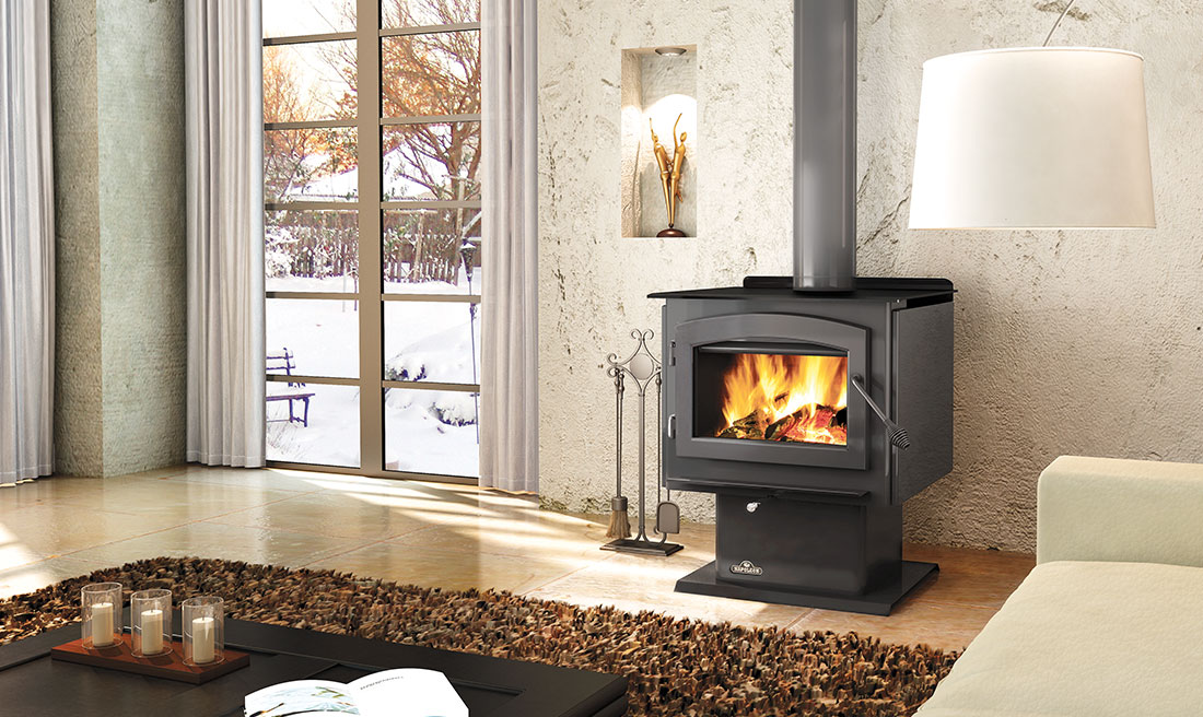 Did you know that Direct Vent fireplaces can be placed virtually anywhere? They