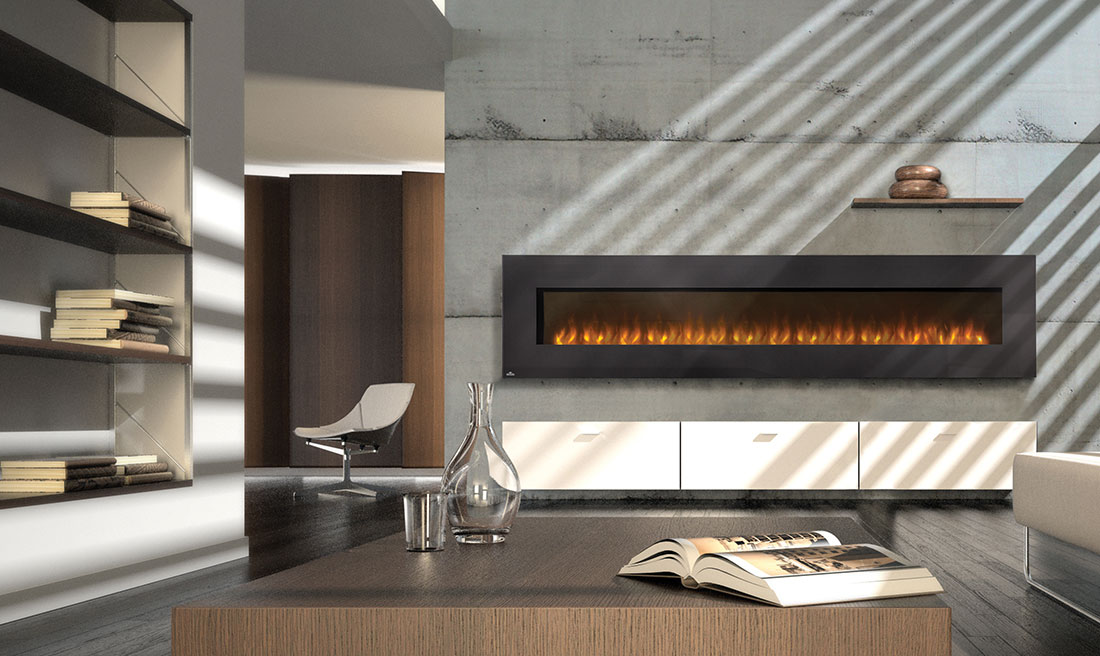 Types Of Modern Fireplaces