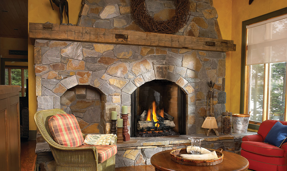 32 vented napoleon fireplaces