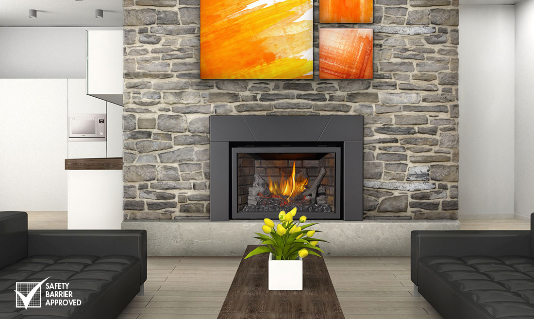 Xir3 Napoleon Fireplaces