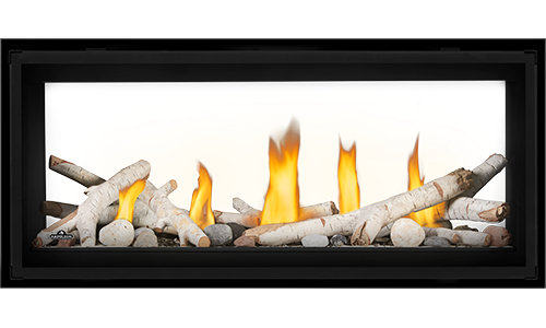 Marvelous Luxuria Series Linear Gas Fireplaces By Napoleon Fireplaces Home Interior And Landscaping Eliaenasavecom