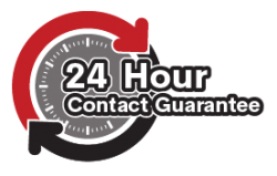 24 hour Contact Guarantee